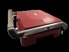 Гриль DSP KB1049A прижимной электрический для барбекю, шашлыка и овощей 1800 Вт Красный (11902) - изображение 1