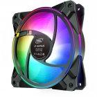 Набор RGB вентиляторов DeepCool для корпуса СF120 Plus (3 in 1) - изображение 5