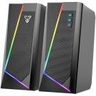 Акустическая система Fantech Rumble GS204 Black (GS204b) - изображение 4
