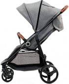 Прогулочная коляска KinderKraft Grande Gray (158339) - изображение 2