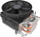 Процесорний кулер Cooler Master T20 LGA1200/115x/AM4/FM2(+)/AM3(+),3pin,1700об/хв,18.7 dBA,TDP 100W - зображення 5