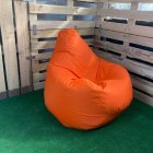 Кресло Груша Kmeshok 130/90 см Оранжевый - зображення 3