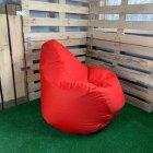 Кресло Груша Kmeshok 130/90 см Красный - зображення 2