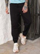 Спортивні штани Tailer з манжетами 46 Чорні (241) - зображення 2