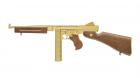 Пневматичний пістолет-кулемет Umarex LEGENDS M1A1 Legendary Gold - зображення 1