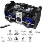 Портативная акустическая система AKAI DJ-530 (AKAI DJ-530) - изображение 2
