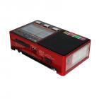 Радіоприймач всехвильовий портативний мережний і акумуляторний з телескопічною антеною Цифрове міні радіо GOLON RX-8866 з USB mp3, WMA бездротовий FM/AM - зображення 3