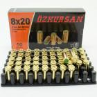 Холостий Патрон Ozkursan 8 mm 50 шт - зображення 1