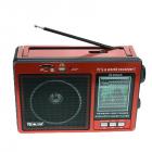 Портативний радіоприймач всехвильовий з телескопічною антеною GOLON RX-006UAR цифрове міні радіо з mp3, WMA бездротовий FM/AM мережевий і акумуляторний - зображення 4