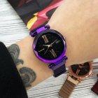 Часы наручные Geneva Starry Sky Purple-Black Shine - изображение 3