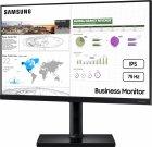 """Монітор 27"""" Samsung LF27T450 Black (LF27T450FQIXCI) - зображення 5"""