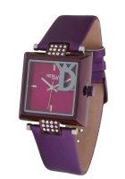 Женские часы NewDay St163i квадратные сиреневые - изображение 1