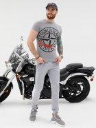 Спортивные штаны ISSA PLUS SG-20_серый XXL Серые (issa2001605697174) - изображение 4