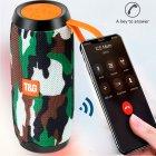 Bluetooth-колонка TG106, Потужністю 10W, Акумулятор 1200mAh Military - зображення 4