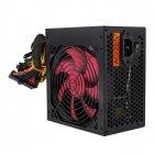 Блок питания Logicpower ATX-500W, 12см, 4 SATA, OEM, Black, без кабеля питания - изображение 1