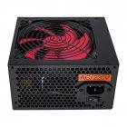 Блок питания Logicpower ATX-500W, 12см, 4 SATA, OEM, Black, без кабеля питания - изображение 2