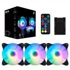 Вентилятор 1stPlayer CC-Combo RGB 3 Fans - изображение 6
