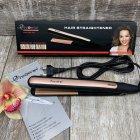 Утюжок выпрямитель для волос Gemei GM-2955 | выравниватель - изображение 1