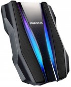 "Жорсткий диск ADATA HD770G 1TB AHD770G-1TU32G1-CBK 2.5"" USB 3.2 Gen1 External Black - зображення 2"