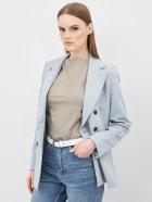 Женский ремень кожаный Sergio Torri 16-0017/25 біл 125 см Белый (2000000023793) - изображение 2