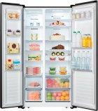 Side-by-side холодильник Hisense RS677N4BFE - изображение 4