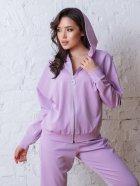Спортивный костюм New Fashion 912 42-44 Сиреневый (2000000589374_ELF) - изображение 3