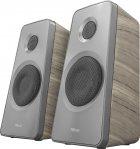Акустична система Trust Tytan 2.1 Speaker set wood (TR23290) - зображення 6