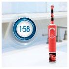 Электрическая зубная щетка ORAL-B BRAUN Stage Power/D100 Cars (4210201244554) - изображение 5