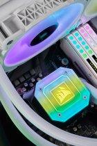 Система водяного охолодження Corsair iCUE H100i Elite Capellix R GB White (CW-9060050-WW) - зображення 19