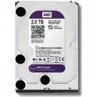 Жорстку диск Western Digital Purple 2TB 5400rpm 64MB WD20PURZ 3.5 SATA III - зображення 1