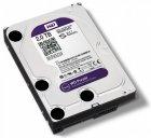Жорстку диск Western Digital Purple 2TB 5400rpm 64MB WD20PURZ 3.5 SATA III - зображення 3
