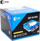 Кулер QUBE QB-OL400 Blue - зображення 8