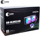 Система жидкостного охлаждения QUBE QB-OLWC240C - изображение 10