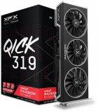 XFX PCI-Ex Radeon RX 6800 QICK 319 Black Gaming 16GB GDDR6 (256bit) (2190/16000) (HDMI, 3 x DisplayPort) (RX-68XLALBD9) - изображение 7