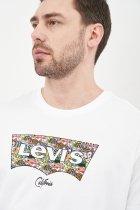 Футболка Levi's Housemark Graphic Tee SSnl Hm Fish Fill 22489-0318 M (5400898886529) - изображение 4