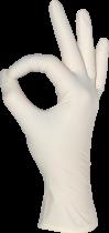 Перчатки латексные L НЕопудренные, (100шт), Mediok - изображение 2