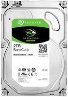 Жорстку диск Seagate BarraCuda HDD 2TB 7200rpm 256MB ST2000DM008 3.5 SATA III - зображення 2