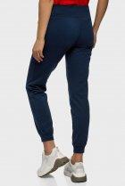 Жіночі сині штани Oodji L 16700030-19/47648N/7900P - зображення 3