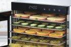 Сушилка для овощей и фруктов WetAir WFD-K650S - изображение 5