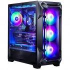 Корпус Antec DF600 FLUX Gaming (0-761345-80060-0) - зображення 12