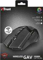 Миша Trust GXT 103 Gav Wireless Black (TR23213) - зображення 7