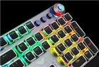 Клавиатура проводная Aula Fireshock V5 Mechanical Wired Keyboard EN/RU/UA - изображение 7