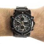 Часы Skmei 1389 Black - изображение 2