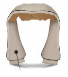 Роликовый массажер для спины и шеи Massager of Neck Kneading четыре массажных ролика,Адаптер для автомобиля; Адаптер для сети, ИК прогрев - изображение 2