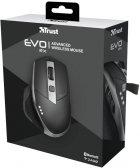 Мышь Trust Evo-RX Advanced Wireless/Bluetooth Black (TR22975) - изображение 10
