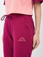 Спортивные штаны Kappa 107988-X3 48 Баклажановые (4670036622352) - изображение 4