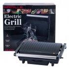 Гриль электрический Kamille с антипригарным покрытием 1500Вт KM-6703 - изображение 8