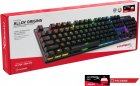 Клавиатура проводная HyperX Alloy Origins USB HyperX Red (HX-KB6RDX-RU) - изображение 6
