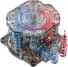 Система жидкостного охлаждения DeepCool Castle 240 EX - изображение 8