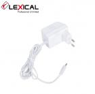 Многофункциональный эпилятор, пилка, массажер, очиститель 5в1 Lexical lep-5504 - зображення 3